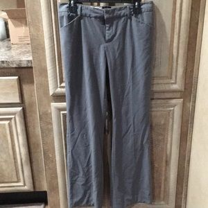"Gray ""Mossimo Supply Co."" Women's Size 6 Trousers"